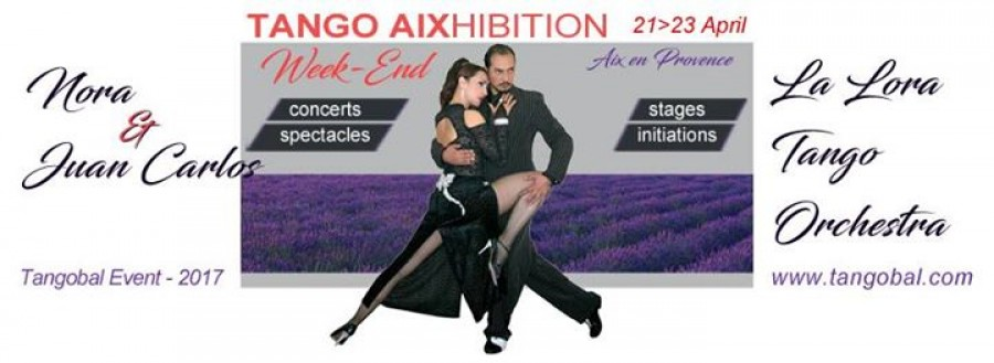 Tango Aixhibition Week End