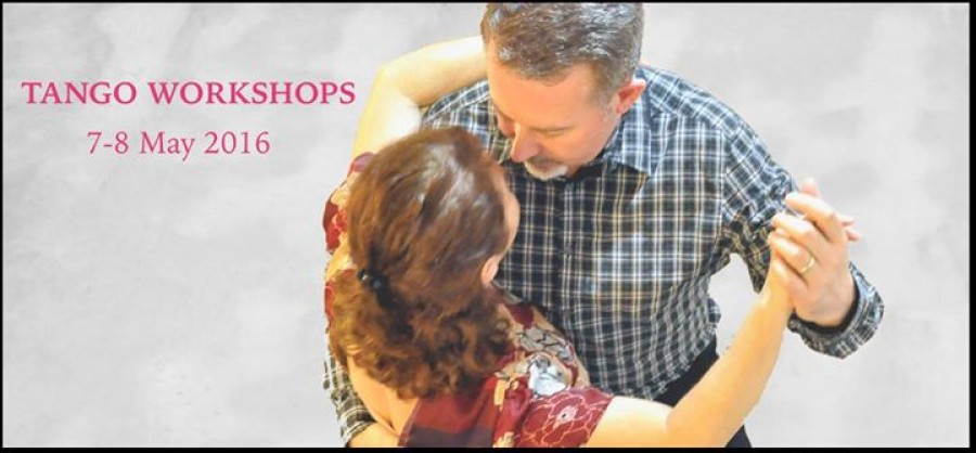 Tango Workshops with Gloria and Graham
