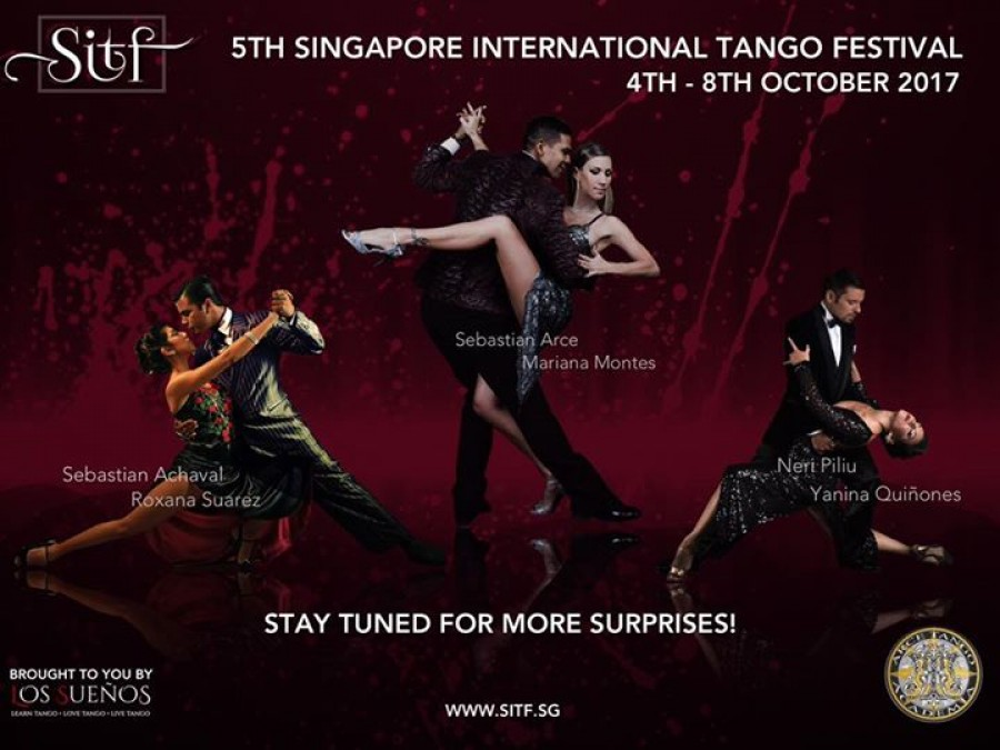 5th Singapore International Tango Festival SITF