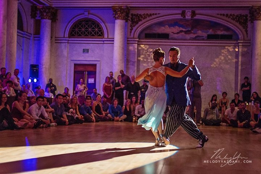 Chicho Juana Back in NYC