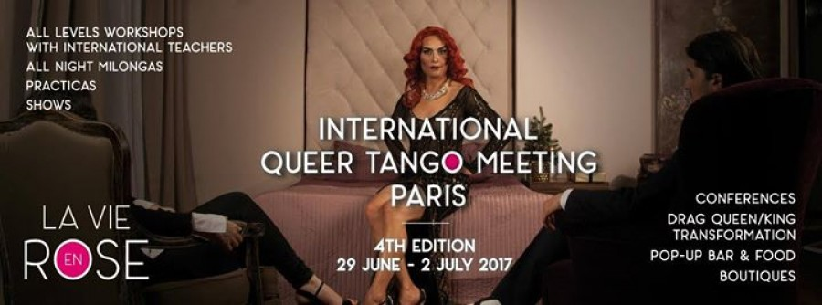 La Vie en Rose International Queer Tango Meeting