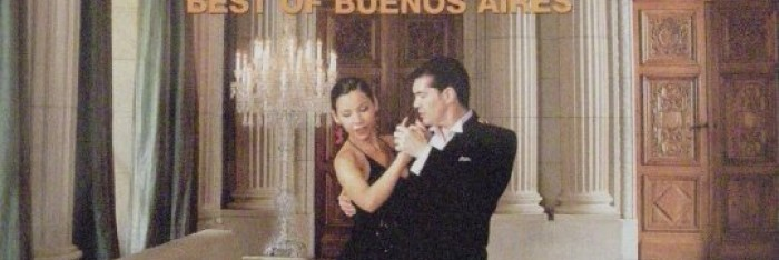Sultry Summer Tango with Alejandro Barrientos y Rosalia Gass