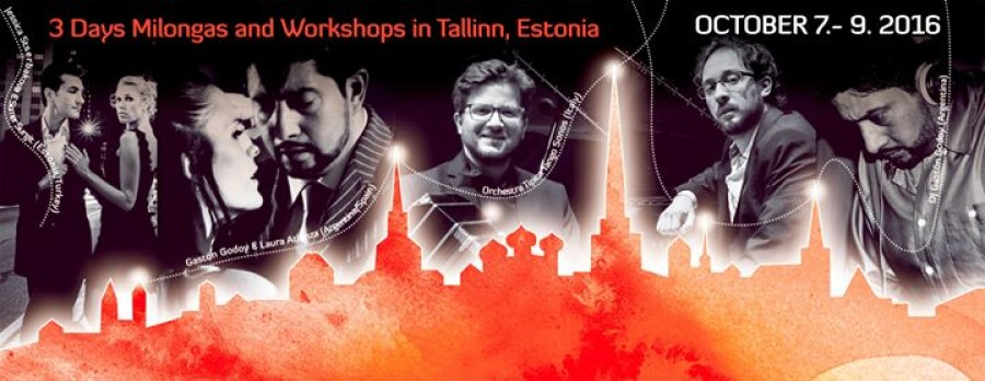 III Tango Meeting in Tallinn