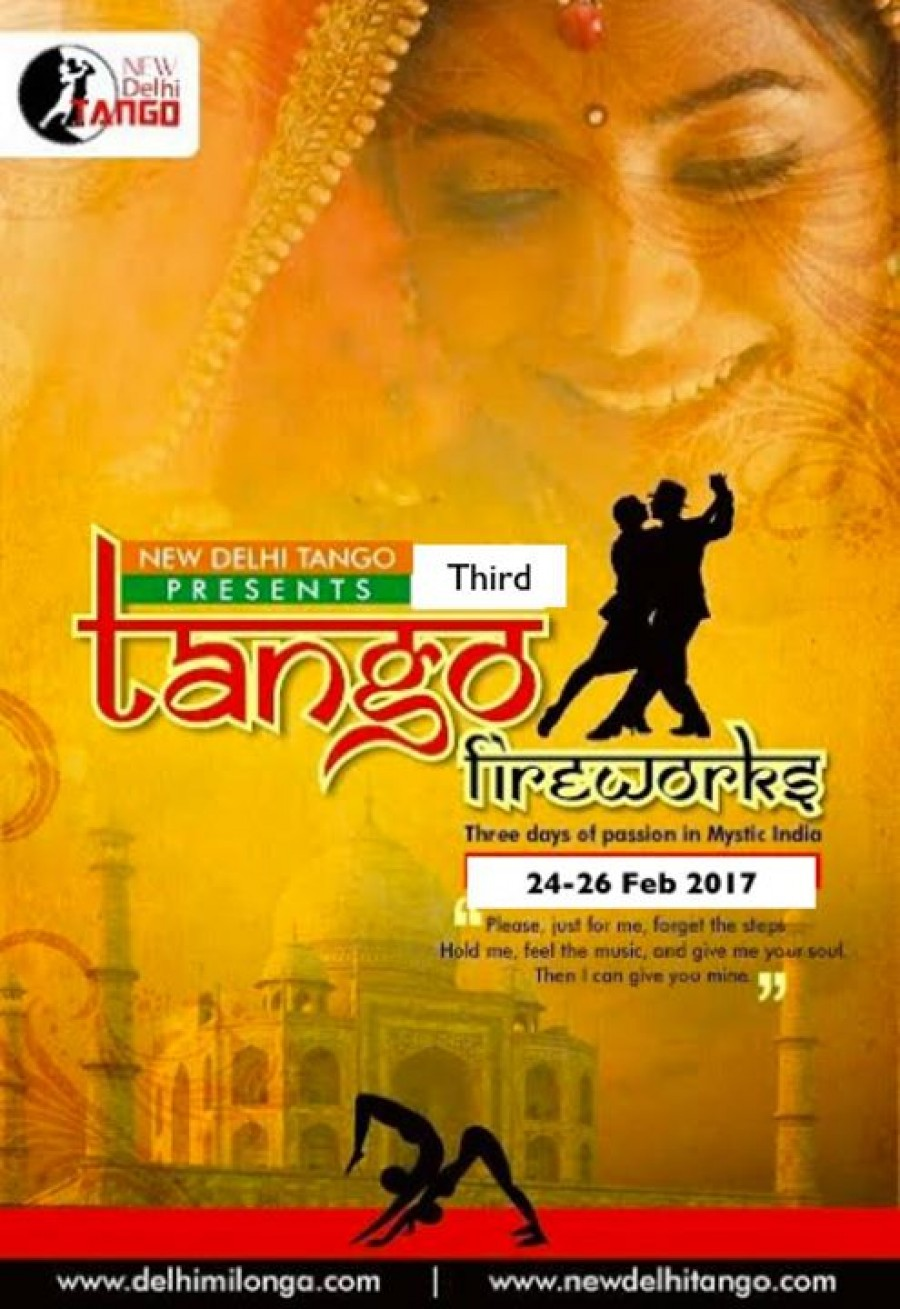 3rd Delhi International Tango festival