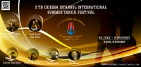 5th ODESSA ISTANBUL INTERNATIONAL SUMMER TANGO FESTIVAL