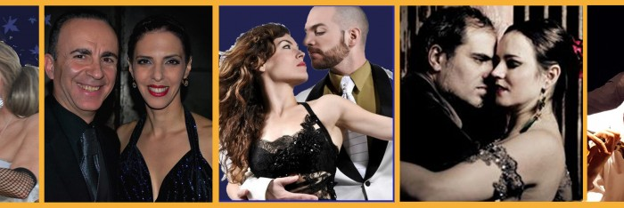 6-11 August - Crest Tango Festival - France - 2nd session