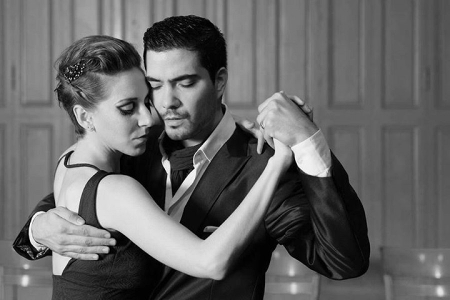 TangoBale Warm Up Weekend Milonga with Rodrigo Agustina