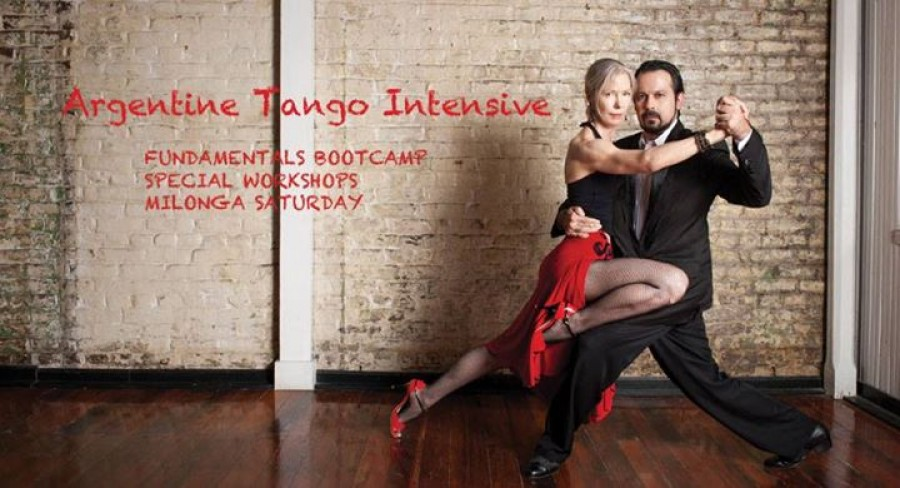 Argentine TANGO Intensive Weekend with Gem and Dale