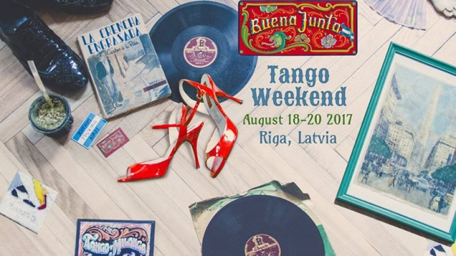 Buena Junta summer tango weekend
