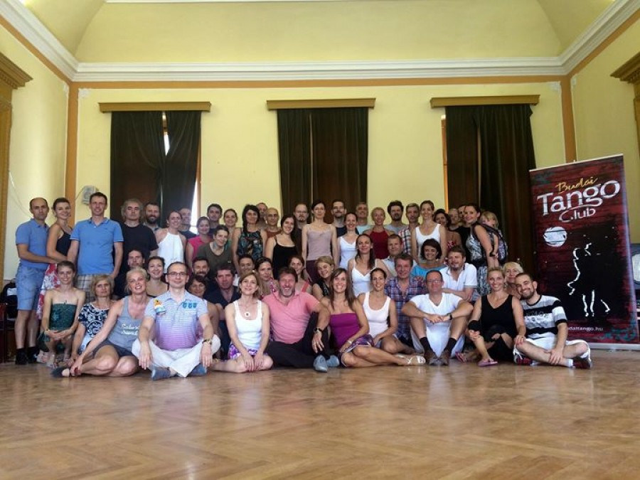 Summer Tango Camp in Keszthely