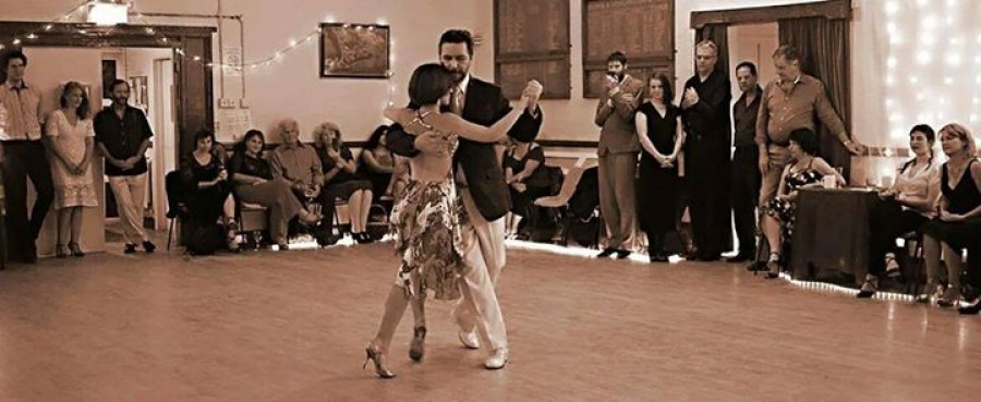 A Weekend of Tango with Gustavo and Maria