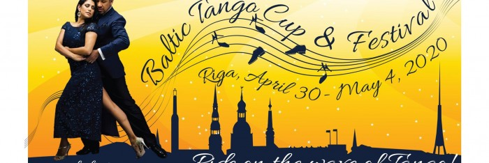 Baltic Tango Cup and Festival
