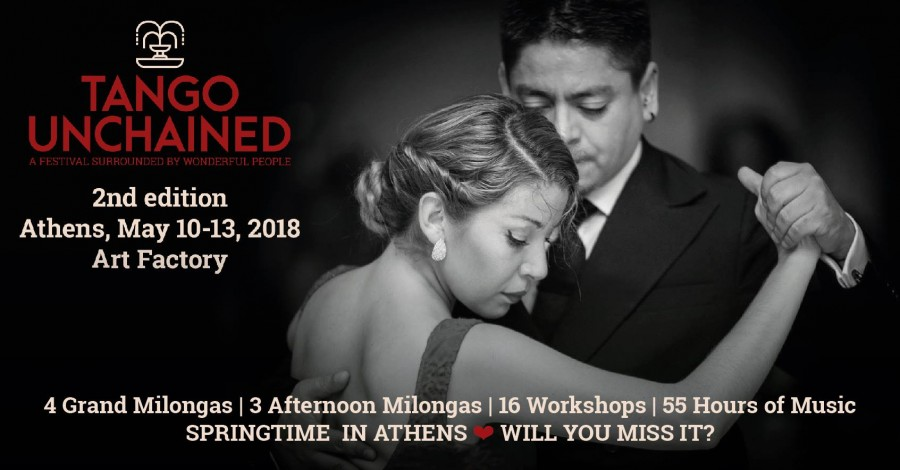 2nd Tango Unchained festival