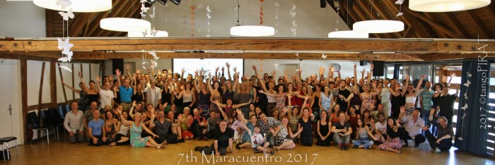 12th Maracuentro - Basel Summer edition 2018