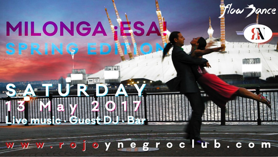 Milonga ESA Spring edition, 13th May 2017