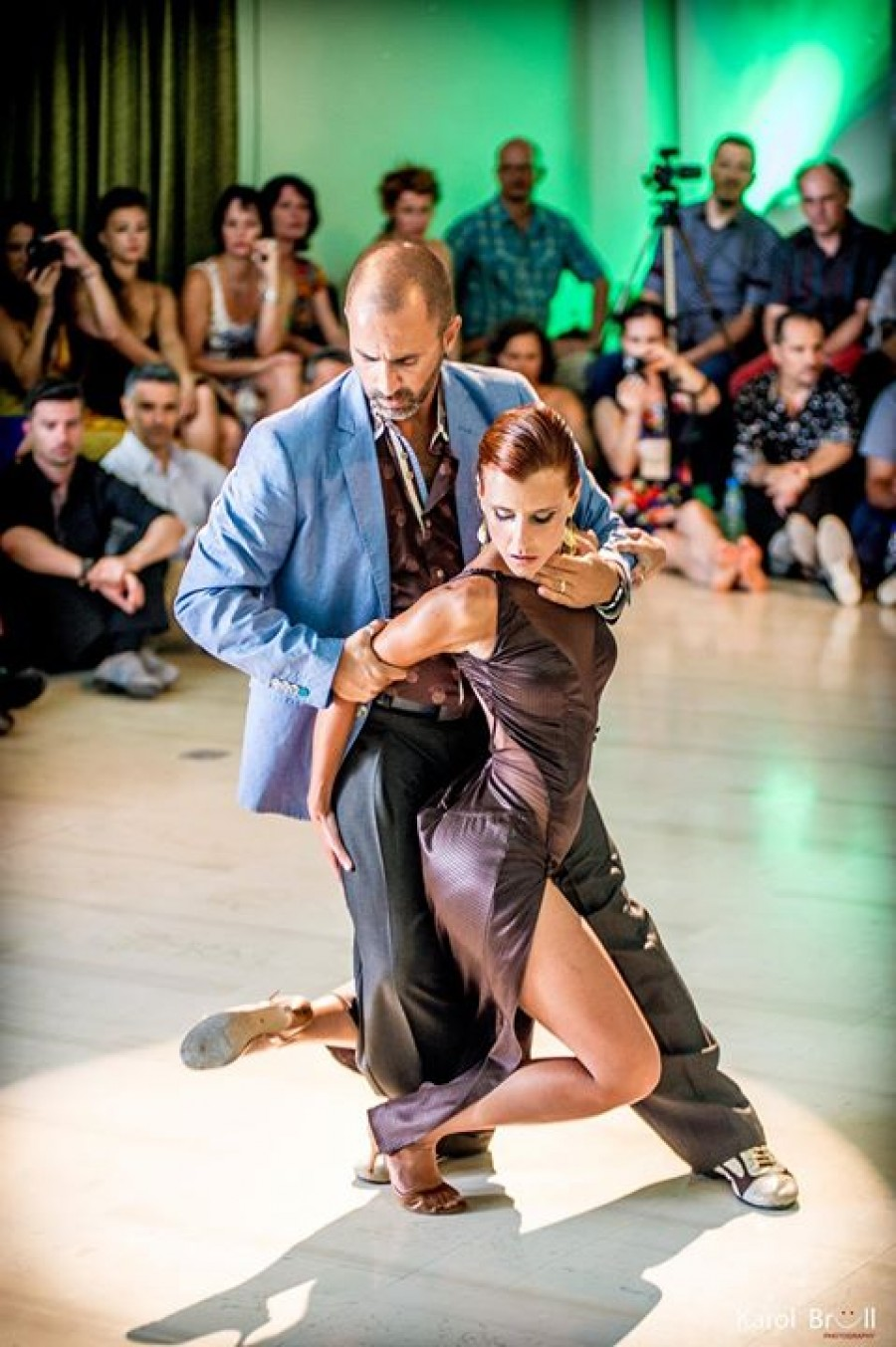 Tango Weekend with Rui Barroso Ines Gomes