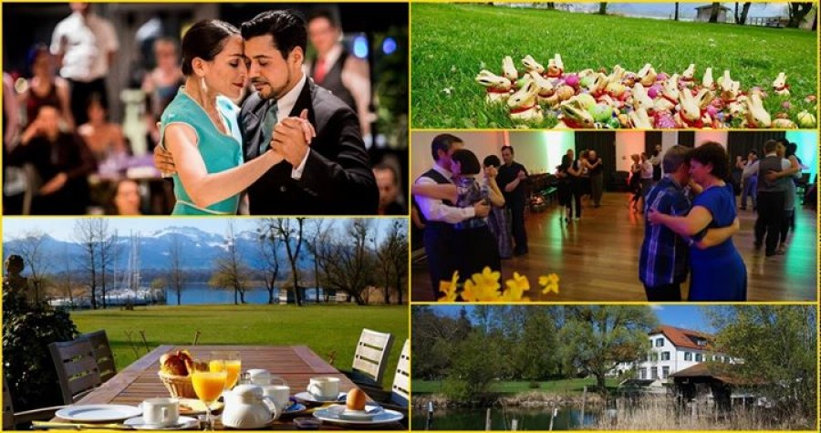 Easter Tango Holiday at Lake Chiemsee Bavaria