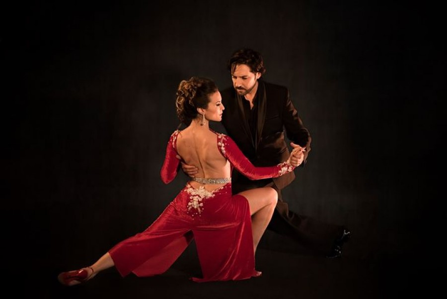 Argentine Tango workshop with Hugo Patyn and Celina Rotundo