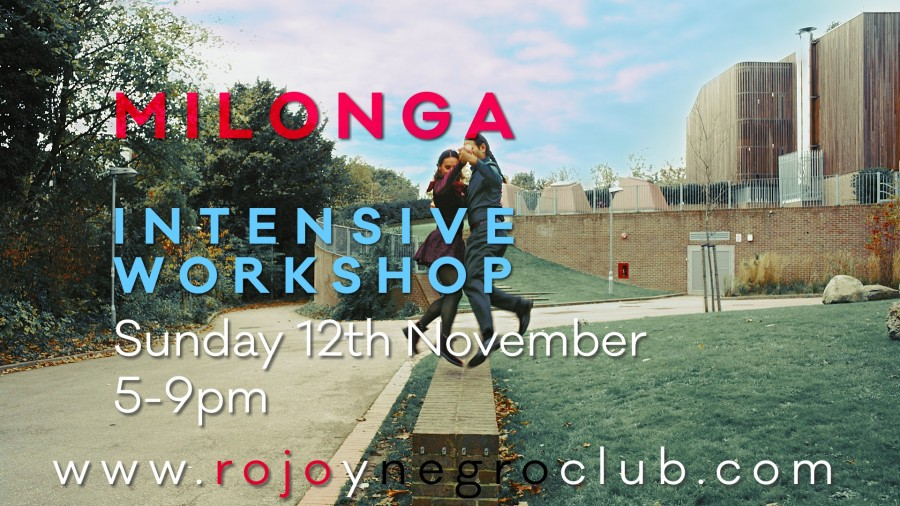 Milonga Intensive Workshop