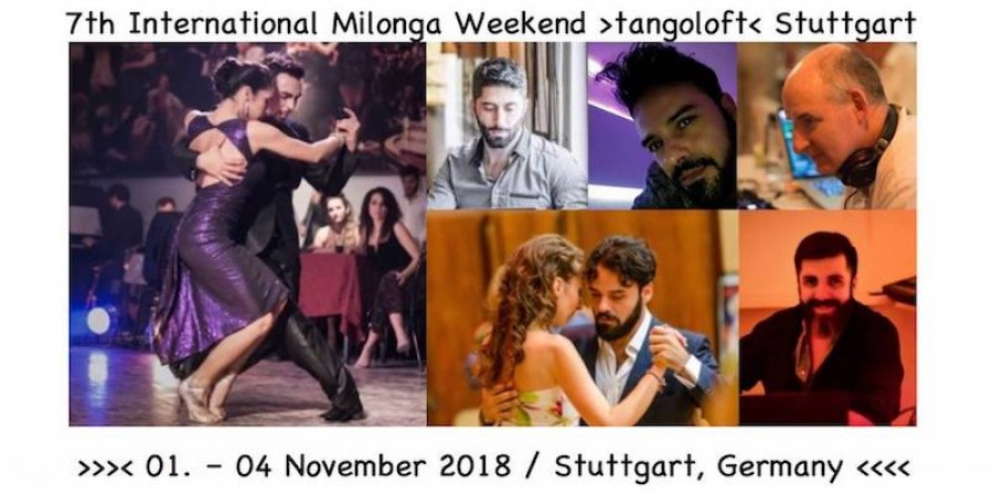 7th tangoloft Milonga Weekend  Stuttgart