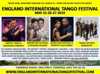 England International Tango Festival
