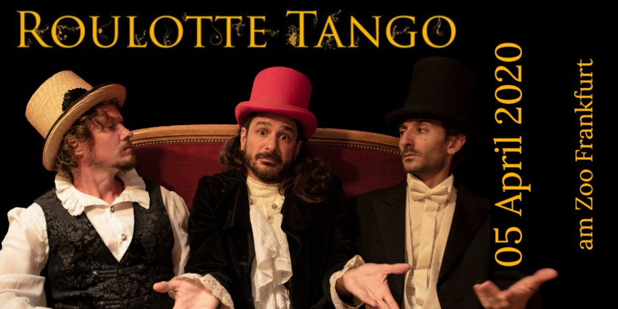 Roulotte Tango live am Zoo Frankfurt