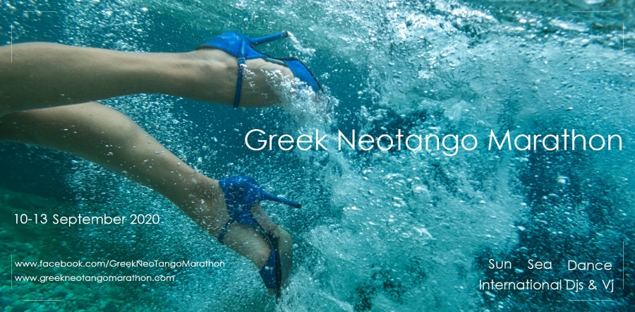 Greek NeoTango Marathon - 3rd edition