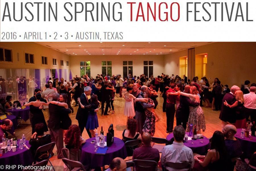 Austin Spring Tango Festival 2016 Tangopolix