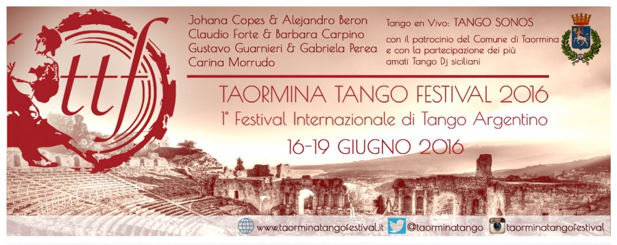 TAORMINA INTERNATIONAL TANGO FESTIVAL
