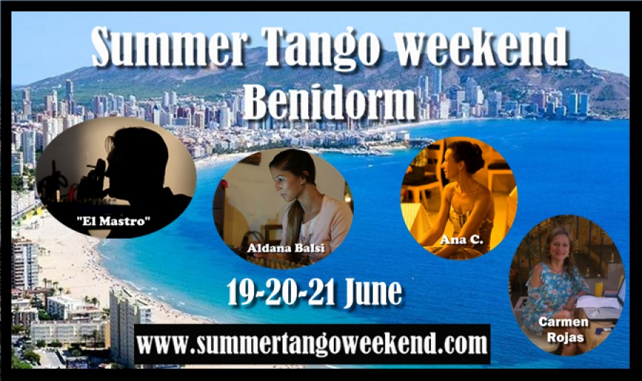 Benidorm Summer Tango Weekend