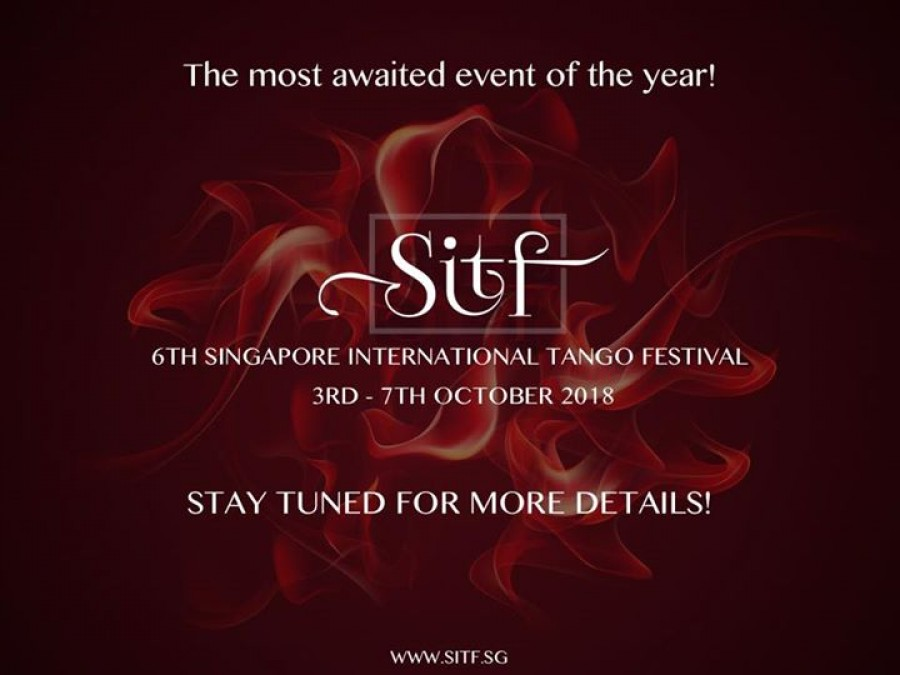 Singapore International Tango Festival SITF