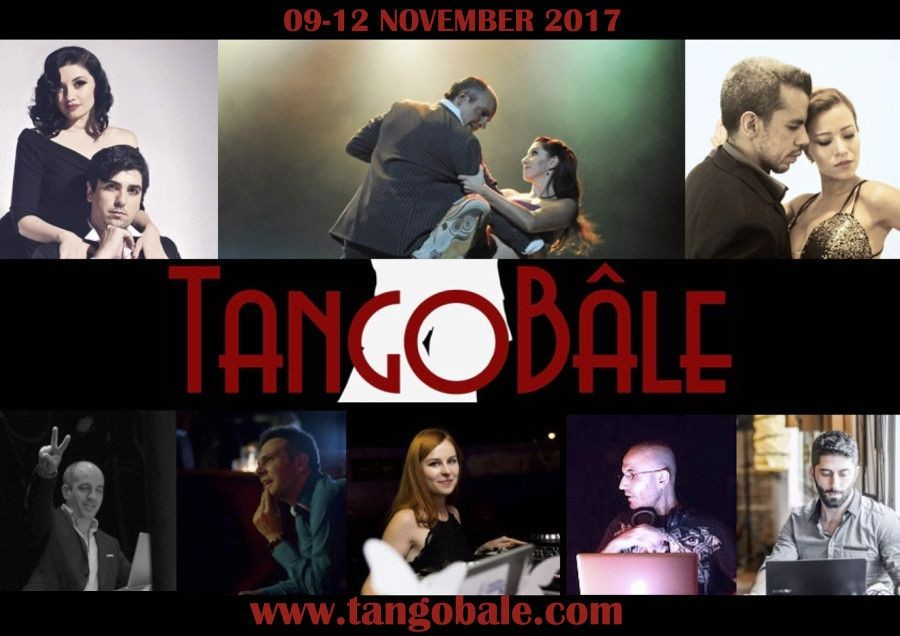 4th TangoBale International Basel Festival
