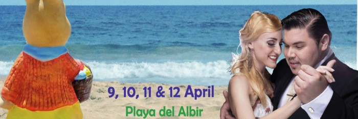 Easter Albir Festivalito with world tango pista champions