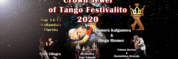 Crown Jewel of Tango Festivalito Eleonora Kalganova friends