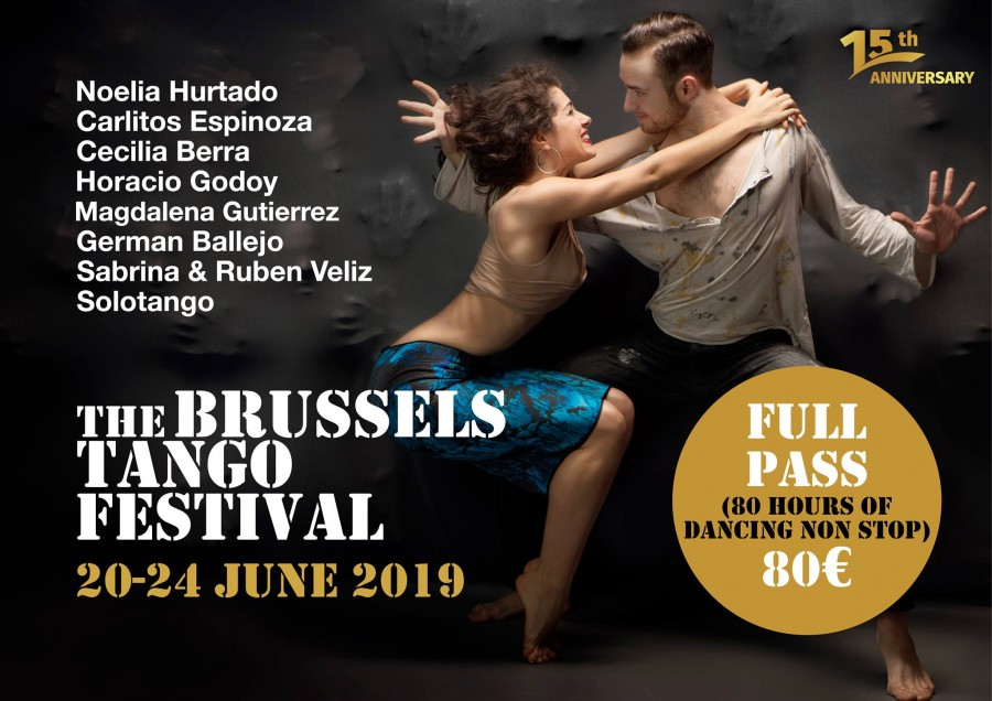 The Brussels Tango Festival 2019