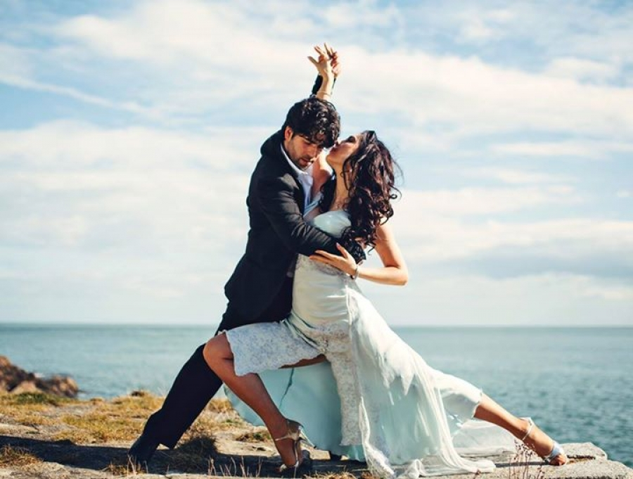 Tango weekend with Kristina Julian Yohann