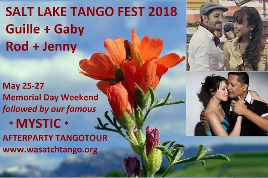 Salt Lake Tango Fest Tangopolix
