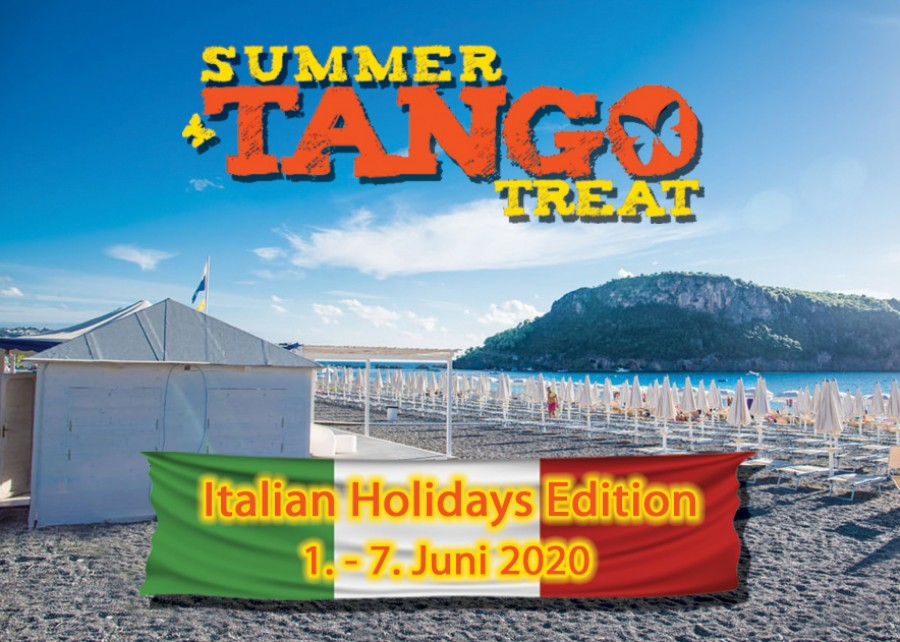 Summer Tango Treat - Italian Holidays Edition 2020