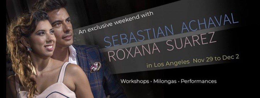 An Exclusive Weekend with Sebastian Achaval Roxana Suarez