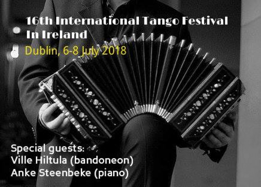 16th International Tango Festival in Ireland