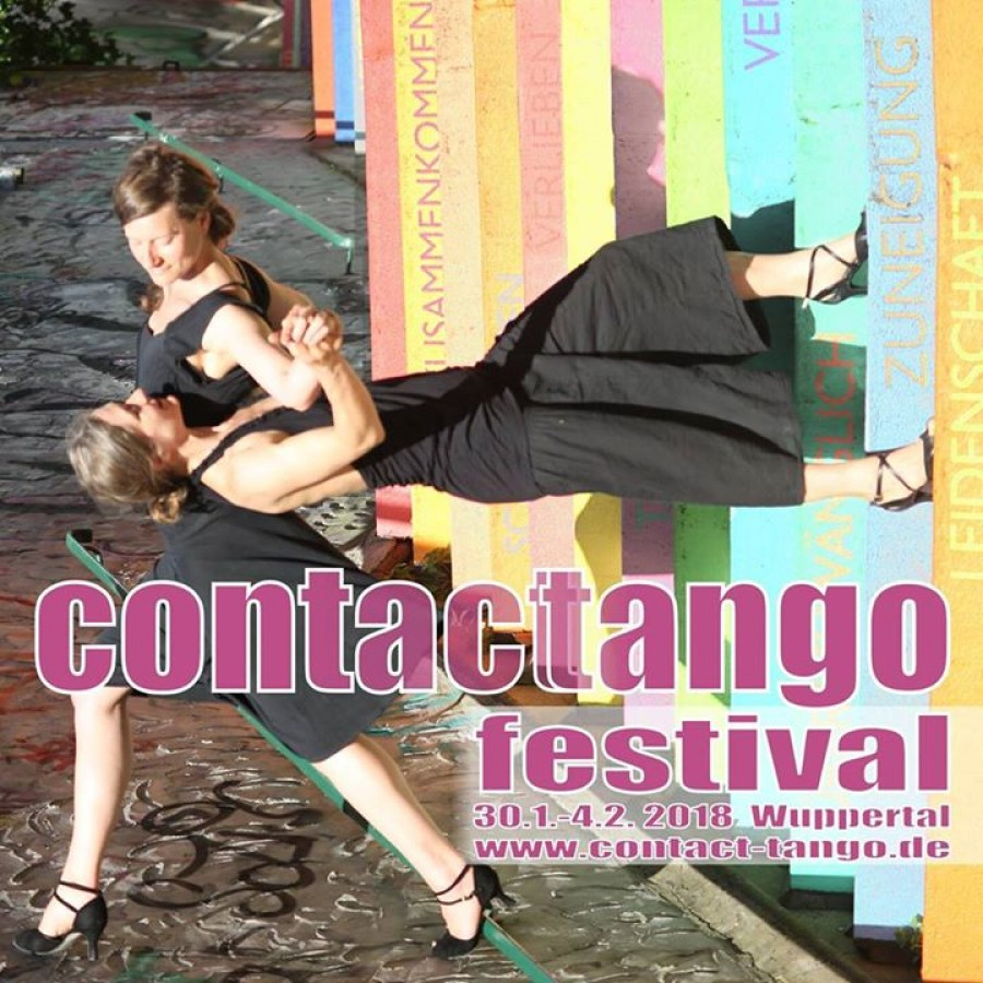 International Festival Of Contact Improvisation and Tango