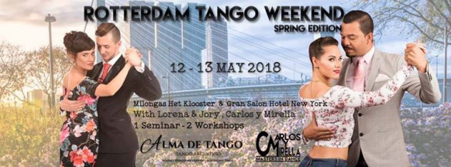 Rotterdam Tango Weekend Spring Edition