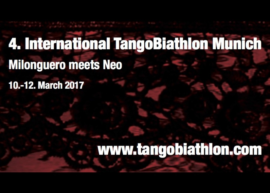 4. International Tangobiathlon Munich 2017