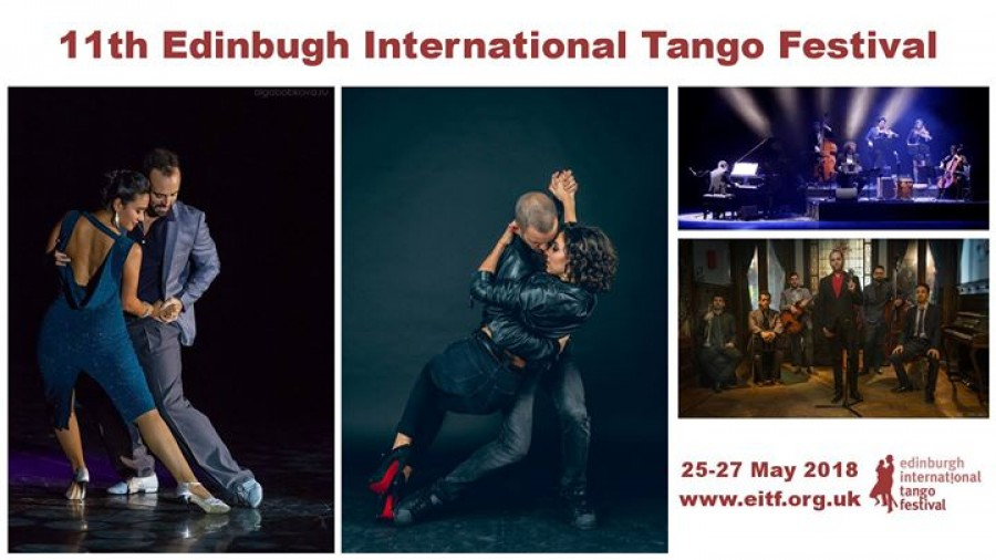 11th Edinburgh International Tango Festival