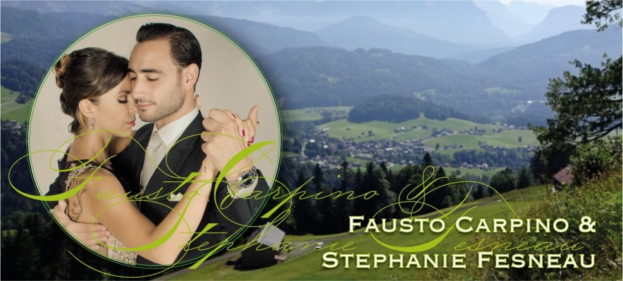Tango Holiday in Austria with Fausto and Stephanie
