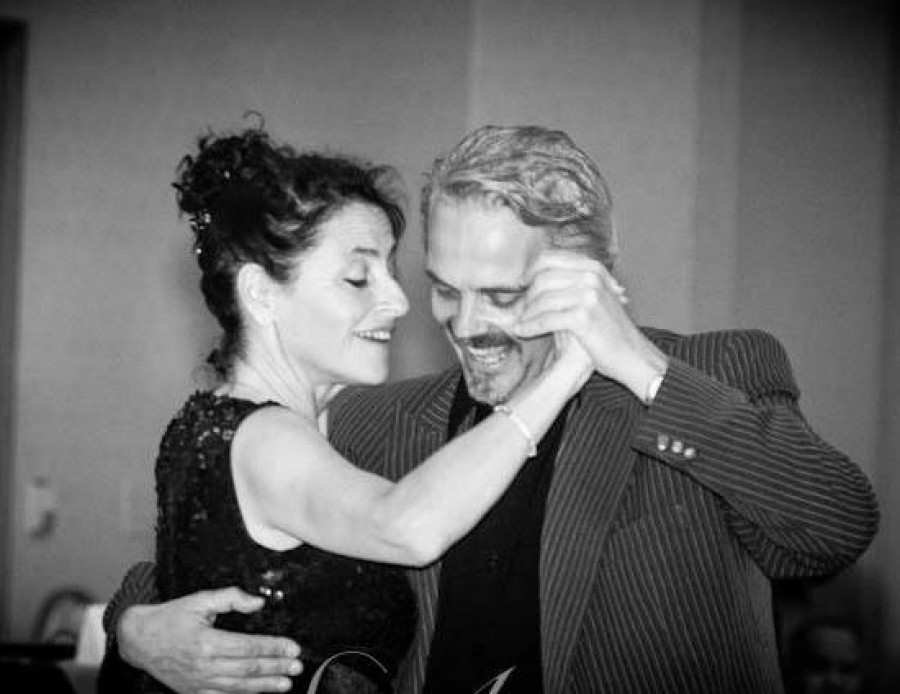Oscar Casas and Ana Miguel Portland Tango Weekend