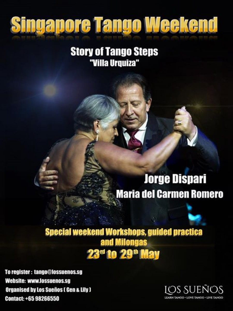 Singapore Tango Weekend