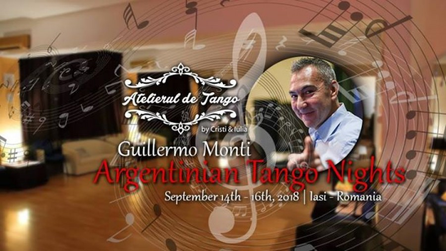Argentinian Tango Nights with Guillermo Monti