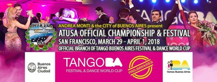Argentine Tango USA Official Championship Tango Festival