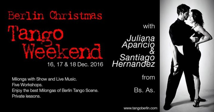 Berlin Christmas Tango Weekend